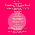 Fête de la Musique 2014 à Auvers-sur-Oise