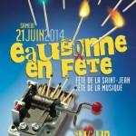 Fête de la Musique 2014 à Eaubonne