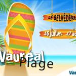 Vauréal Plage 2014