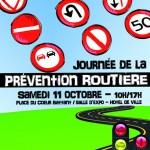 Journée de la Prévention Routière