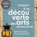 Méry-sur-Oise «à la découverte de l'art antique»
