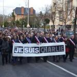 A Eaubonne,  Nous sommes tous Charlie,
