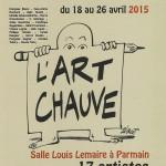 L'ART CHAUVE à Parmain