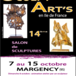 SALON SCULPT'ART'S 2017 à MARGENCY
