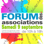 Forum des associations à Franconville
