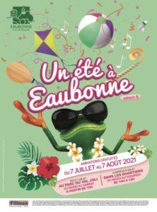 Affiche un été à Eaubonne