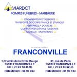 Marbrerie Funéraire Viardot Franconville