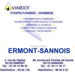 Marbrerie Funéraire Viardot Ermont