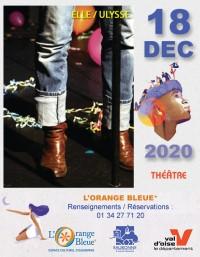 Théâtre : ELLE / ULYSSE