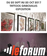 EXPOSITION TATTOOS GRIBOUILLES