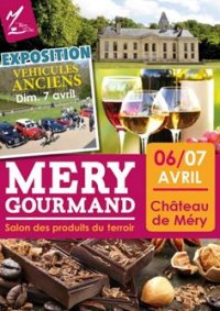 Méry Gourmand : Le salon du terroir !