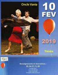 Théâtre : Oncle Vania