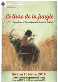 Exposition : Le livre de la jungle