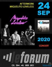 Concert: MIGUELITO LOVELESS