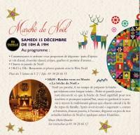 Marché de Noël à Deuil la Barre