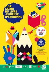 Le salon du livre Jeunesse d'Eaubonne se réinvente  pour sa 38e édition !