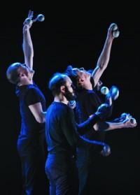 Cirque : Humanoptère