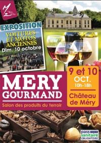 Méry Gourmand : Le salon du terroir !
