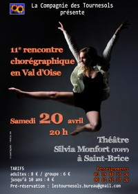 11e rencontres chorégraphiques en Val-d'Oise