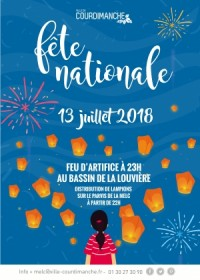 Courdimanche : Fête nationale 2018