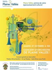 Concert d'orchestre