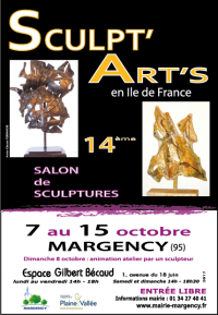 Sculpt'Art's à Margency
