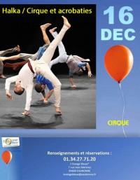 Halka / Cirque et acrobaties