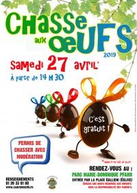 7e Chasse aux œufs à Saint Brice