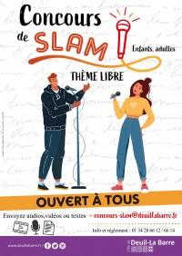SLAM: CONCOURS DE SLAM