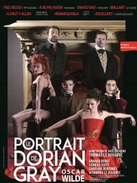 Théâtre : LE PORTRAIT DE DORIAN GRAY