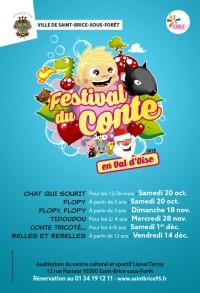 Festival du conte en Val-d'Oise