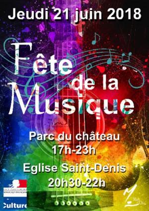 Fête de la Musique, à Méry sur Oise