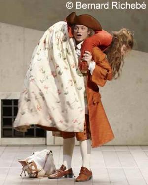Théâtre : LES JUMEAUX VÉNITIENS
