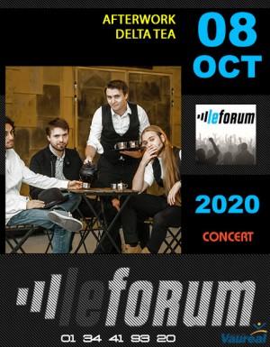 Concert : AFTERWORK DELTA TEA