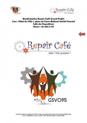 Manifestation Repair Café