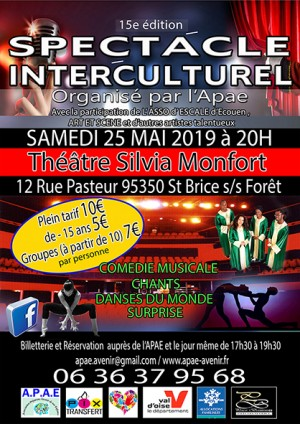 Spectacle interculturel