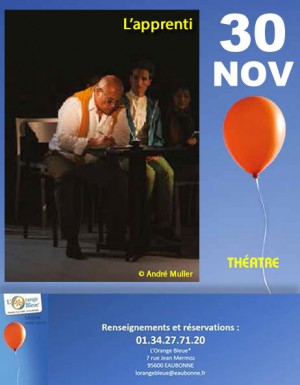 L'apprenti (Théâtre)