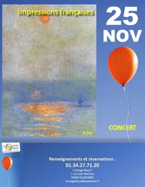 Impressions françaises (Concert classique)