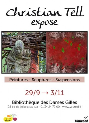 EXPOSITION DE CHRISTIAN TELL