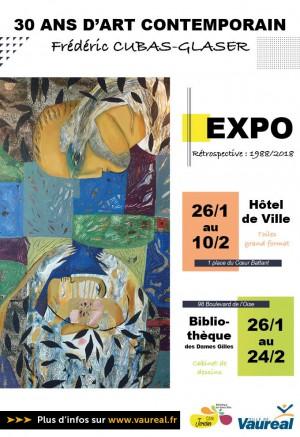 Exposition : Frédéric Cubas-Glaser