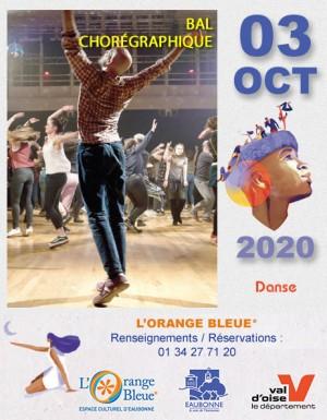 Danse : BAL CHORÉGRAPHIQUE