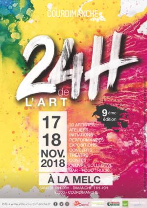 24H DE L'ART, 9ÈME ÉDITION