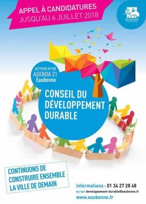Conseil du dévelopement durable